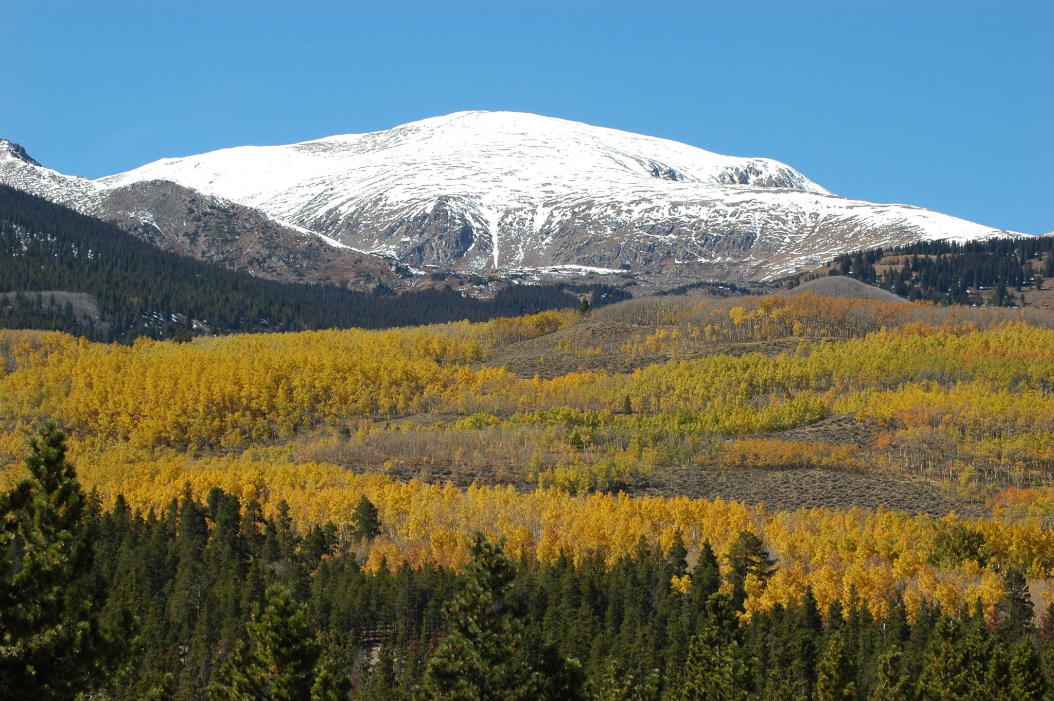 Colorado's Top 14ers - Mount Elbert