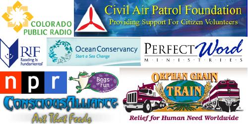 Beneficiaries logos