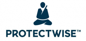 Logo for Protectwise Cybersecurity