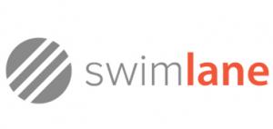 Logo for Swimlane Cybersecurity